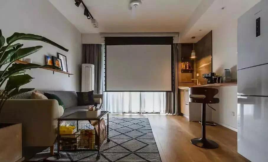听说芜湖的90后现在都这样装客厅?