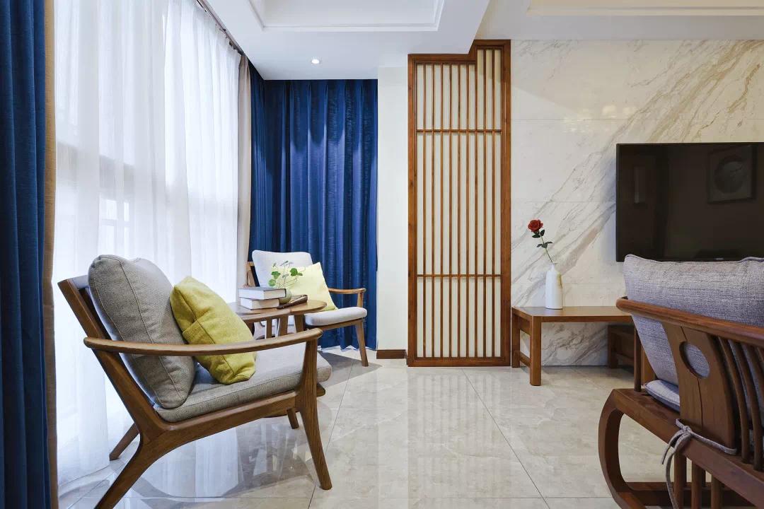 新中式家装:享受传统文化和舒适带来的美好体验 新中式 家装 第10张