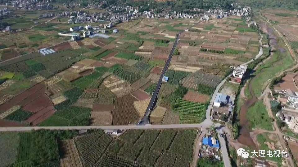 """大理弥渡县高标准农田项目建设 使低产田变身""""聚宝盆"""""""