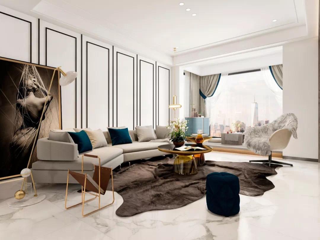 打造高级感的家,低调而奢华,你需要黄铜元素! 高级感 黄铜元素 第25张