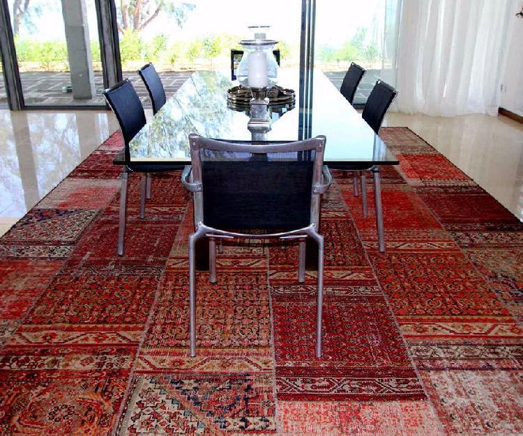 什么叫優質地毯?看看SARTORI就知道了
