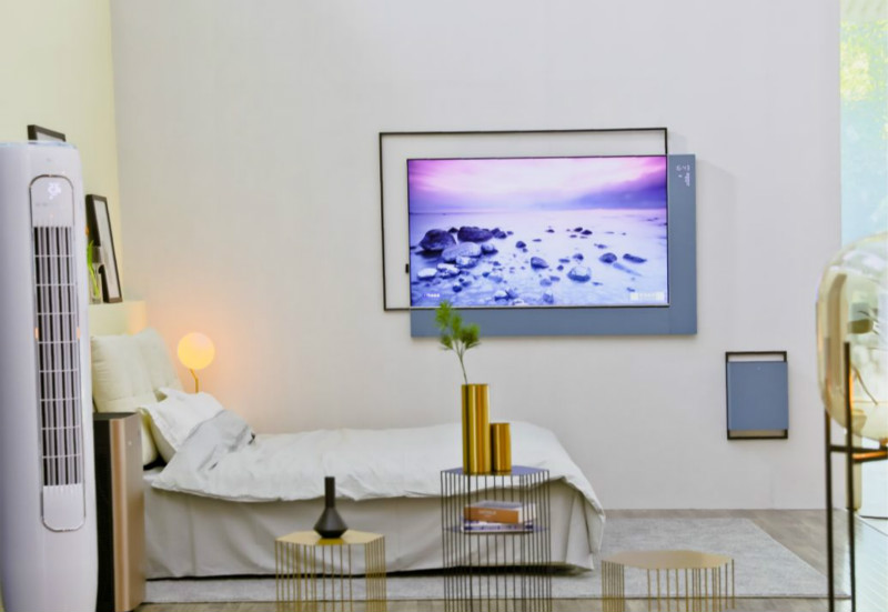 TCL进军电视市场,推智能音箱TV