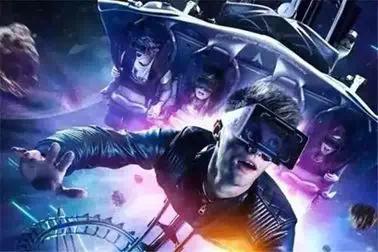 【康博公馆】首届航天科技展之VR航天飞行