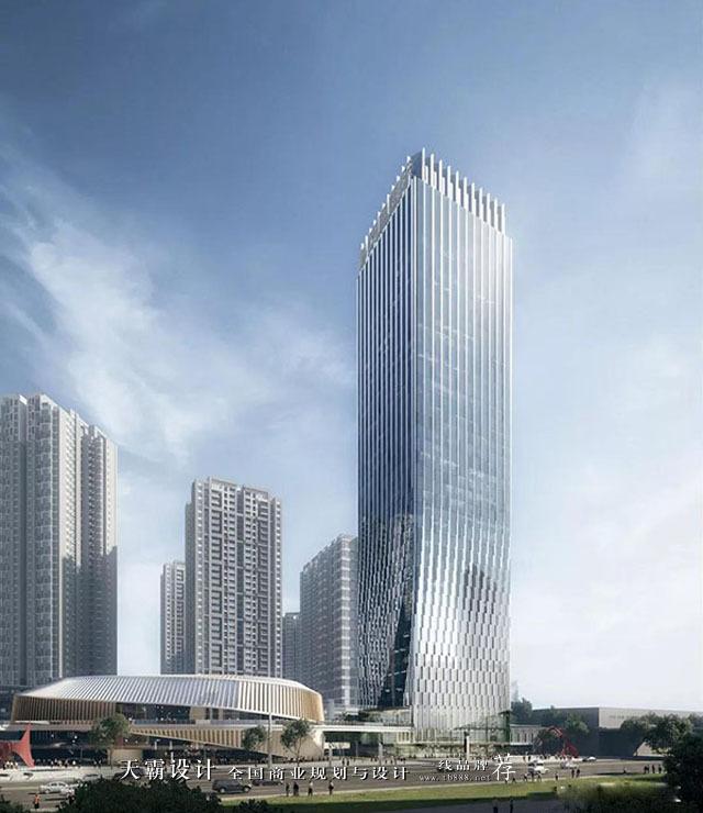 重庆京汉凤凰城空间设计完美融合重庆山水文化、凤凰文化