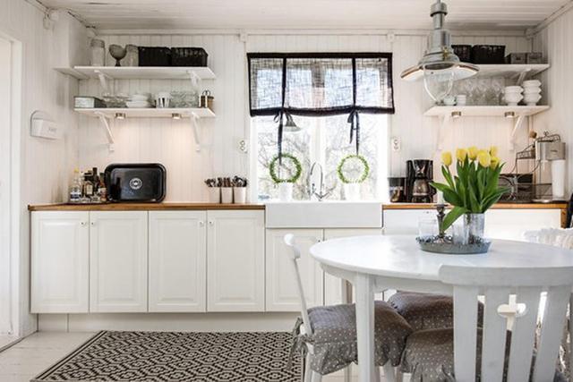 小廚房如何裝修更寬敞?這些干貨裝修技巧請拿走