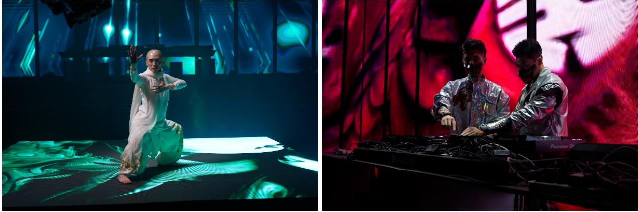 《【摩登3测速登录】科勒邀裘继戎与Dirty Class跨界共创《声色·艺无界》》