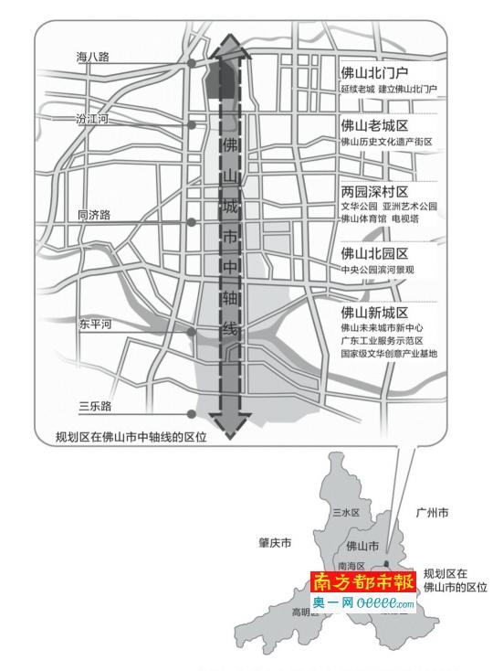 """城北""""批發市場聚集地""""要變""""宜居新城"""" 路網將貫通禪桂"""