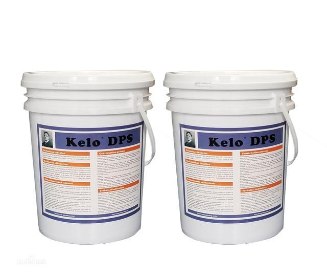 卷材防水寿命短,用科洛永凝液DPS防水完胜