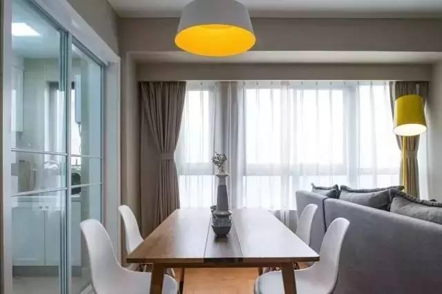 芜湖赭山春秋115㎡三室两厅简约装修风