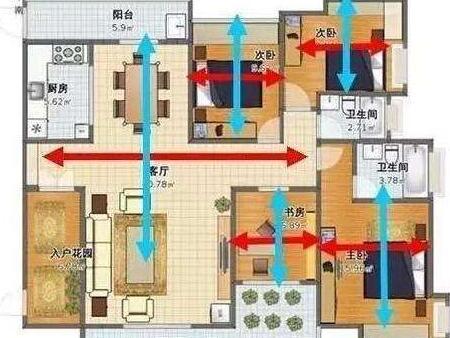 哪些户型在浪费你家的面积?你知道吗?