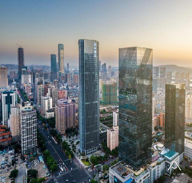 新湖南大厦携手亚朵 推出特色湖湘人文酒店