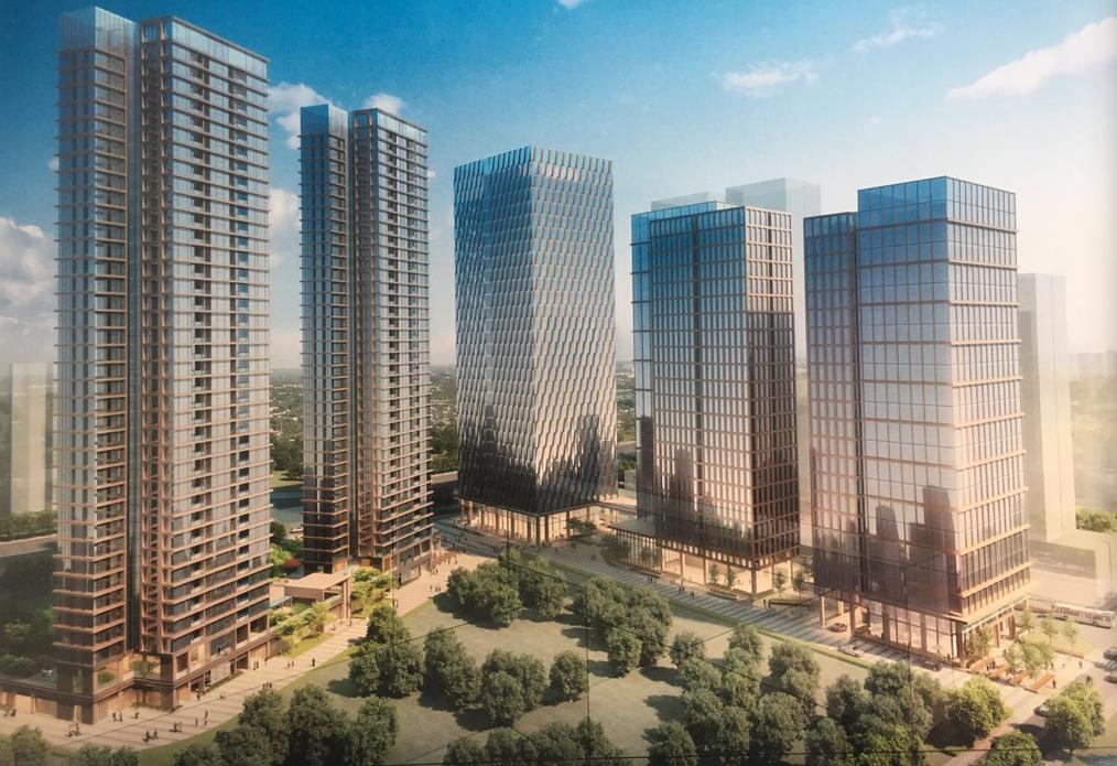 喜讯!LG中央空调中标深圳广兴源地产蓝湾海岸项目