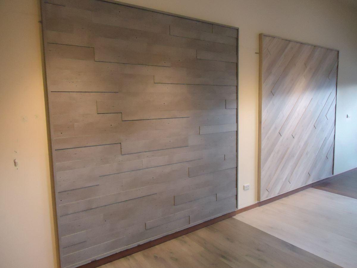 你家还是一片涂料抹墙吗?立体创意造型墙板正走向市场