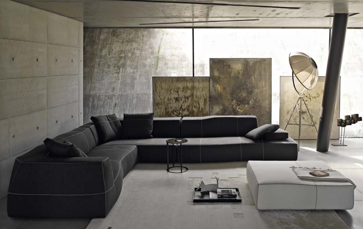 B&B ITALIA家具意大利極簡風格家具,時尚品質生活