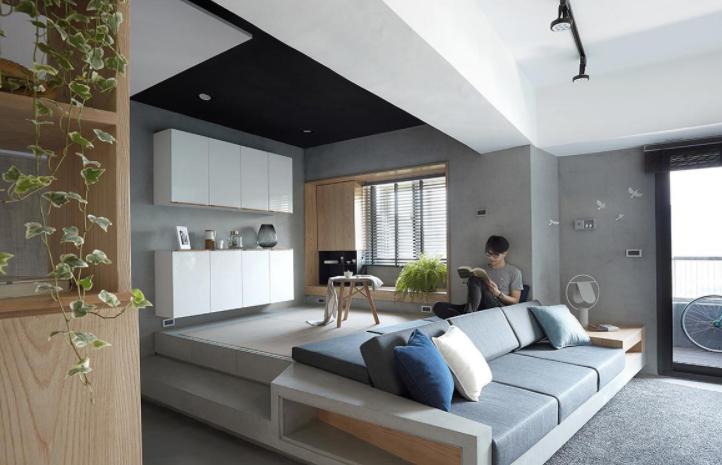 日式和室设计好惬意!4招打造舒适实用的多功能室