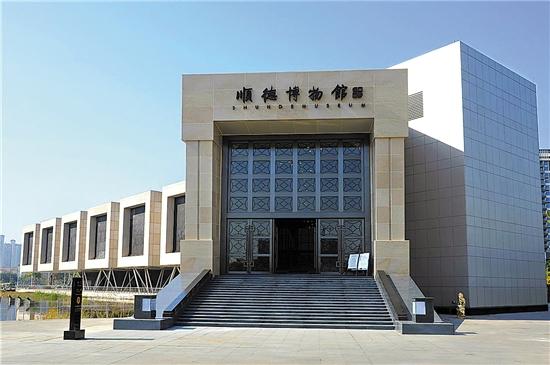 顺德博物馆被评为国家二级博物馆