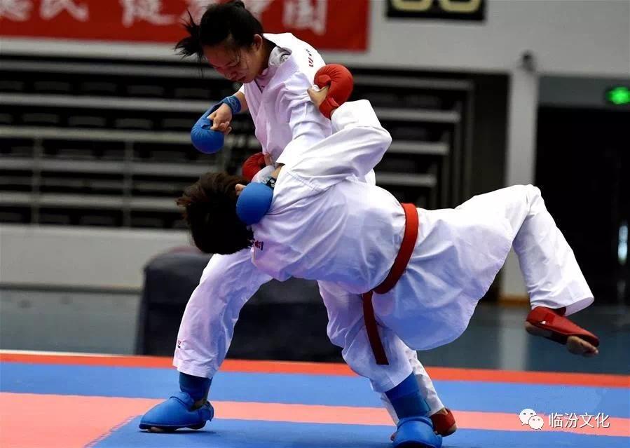 预告!山西省首届空手道锦标赛将在临汾举行!