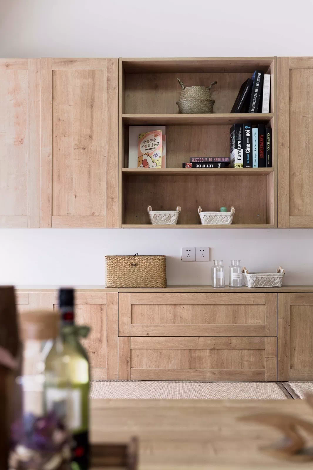 自然、舒适、简约、实用,把住宅做到了极致的日式风格 日式 软装 第11张