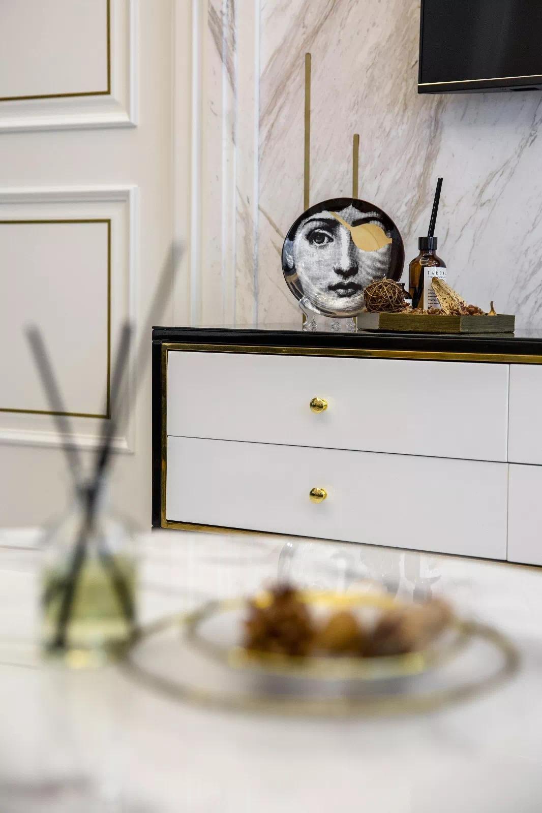 打造高级感的家,低调而奢华,你需要黄铜元素! 高级感 黄铜元素 第38张