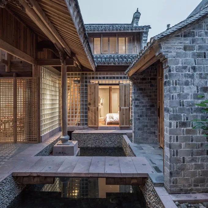 中国100家最美的民宿院子(41-60) 民宿 院子 第10张