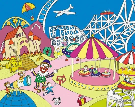 都会周年庆 初秋游玩攻略,这个童梦游乐园太好玩了!