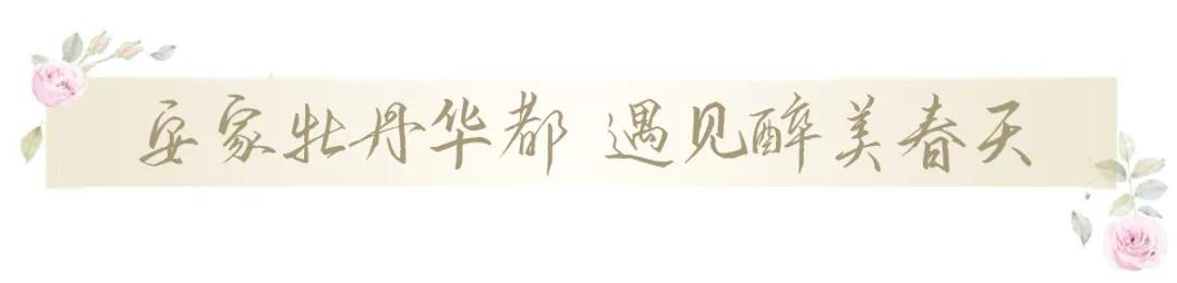 """牡丹华都二期团购惠 春日摄影大赛,为美好充""""植"""""""