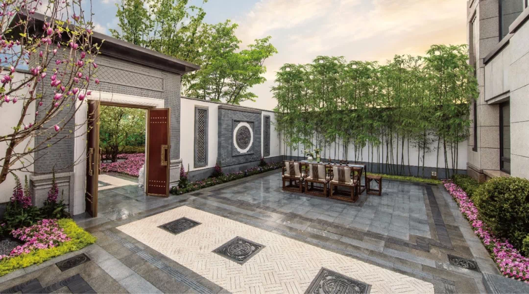 泰禾•北京昌平拾景园|时光流转,庭院依旧