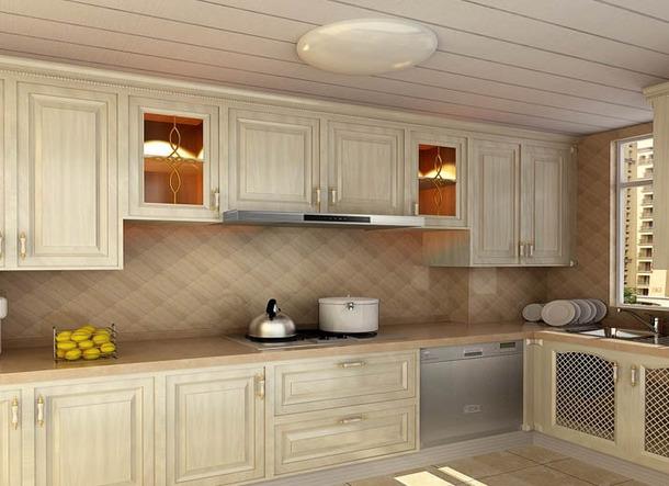 简欧风格厨房的装修技巧与要点有哪些?