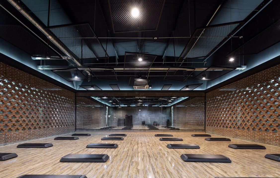 健身房装修设计需要注意些什么?