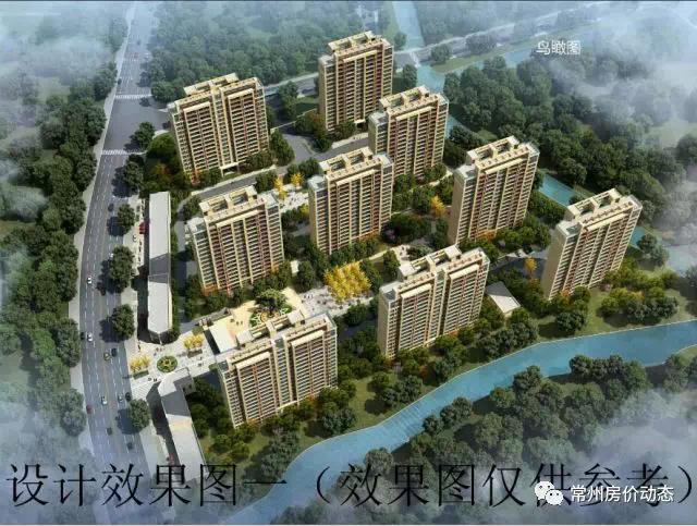 新城武进新项目规划获批 拟建9栋小高层住宅