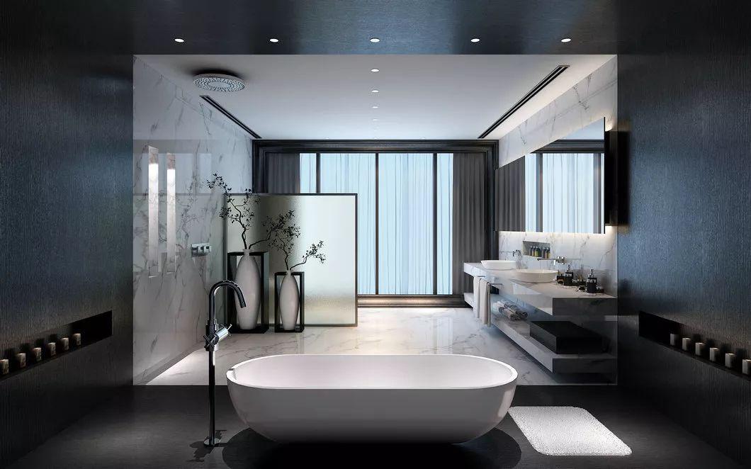 在芜湖装修怎么打造一个舒适的卫生间?
