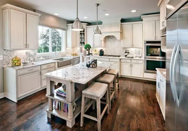 天意讲装修丨设计师告诉你,厨房台面材质哪种好?