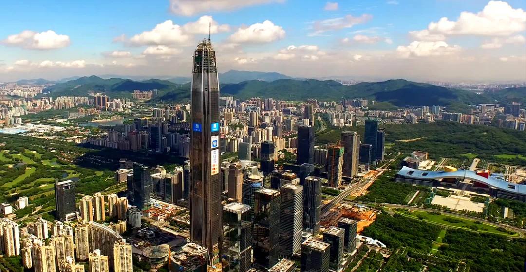 """台风""""山竹""""来袭,深圳第一高楼如何对抗,答案全在这里!"""