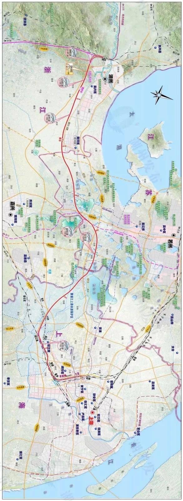 沪苏湖高铁对湖州来说意味着什么?