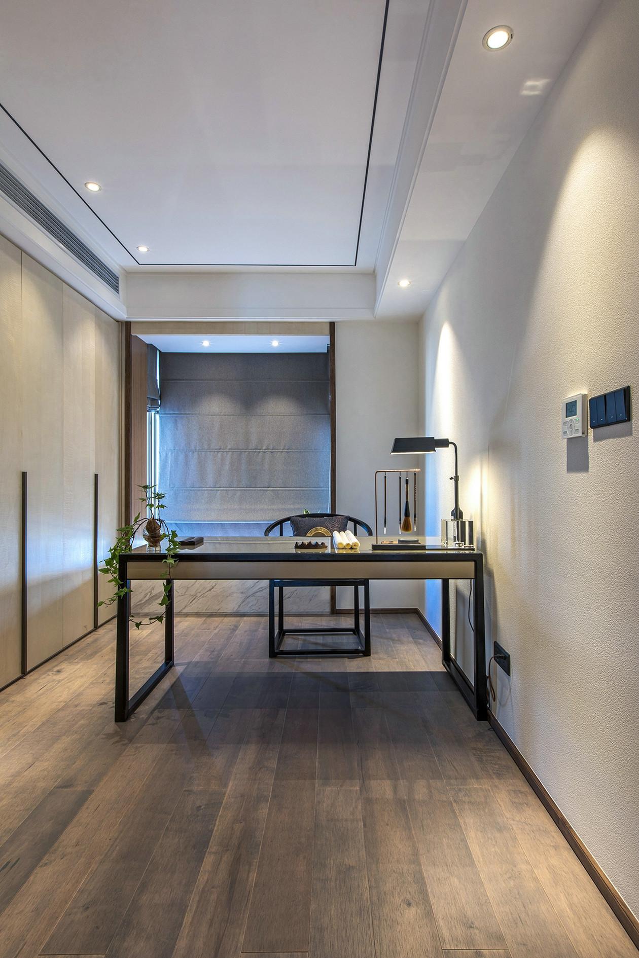 兰州室内装修新中式风格鉴赏!