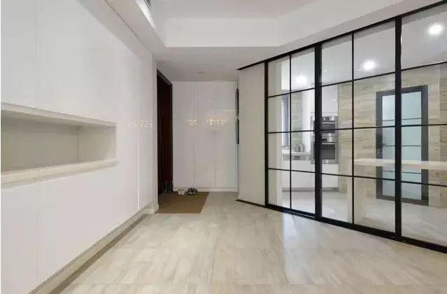 现代简约,不规则布局充分利用室内空间!