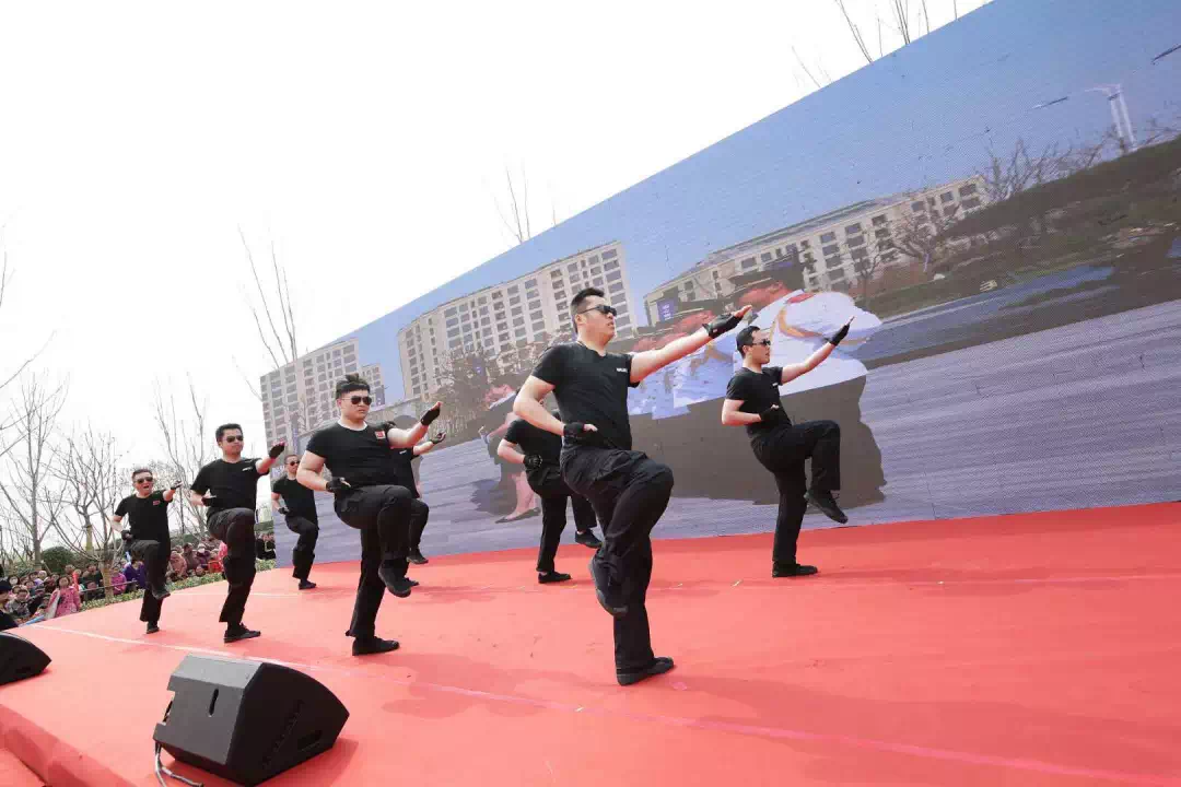永锋・百合新城景观示范区开放盛典暨水木年华演唱会