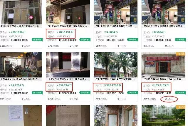 断供潮来了?深圳大量房被7折拍卖、千万豪宅降价急售?别被套路
