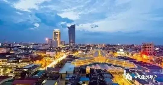 柬埔寨金边房产回报率高涨,未来租金上涨已成趋势