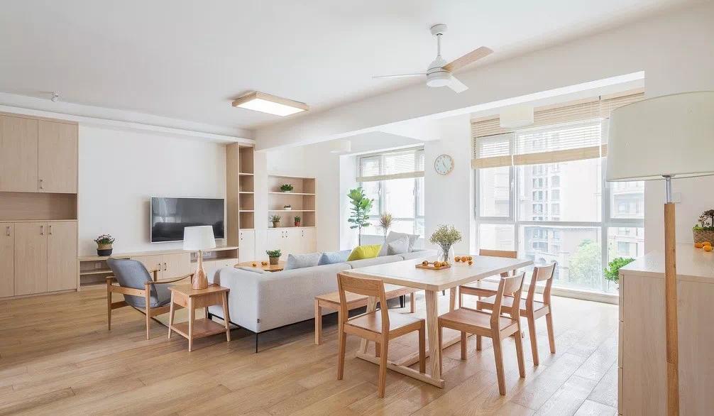 自然、舒适、简约、实用,把住宅做到了极致的日式风格 日式 软装 第6张