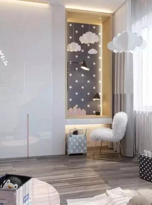 孔雀美居软装定制:各年龄段儿童房的正确打开方式