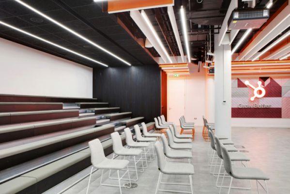 办公室装修如何考虑灯具风格