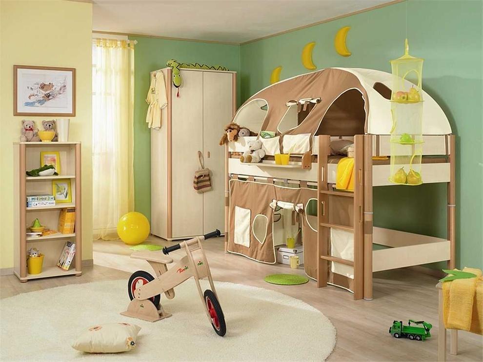 做更安全的儿童房专用板材|百的宝板材我们一直诚意十足
