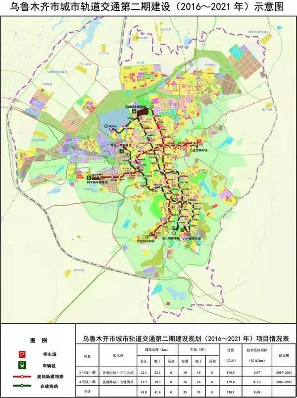 地铁1号线来了,乌鲁木齐商业商圈能否迎来新发展?