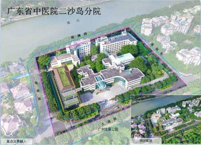 广州三甲医院变局!主城区十几家搬迁扩建,哪个在你家门口?