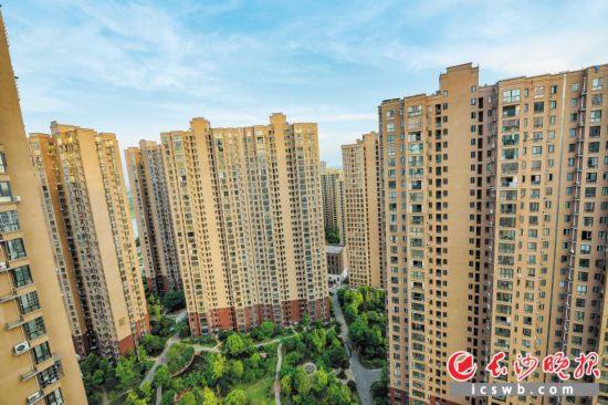 湖南城鎮化率達54.62% 城鎮人均住房46.5㎡