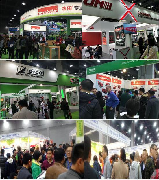 2019年3月第十一届广州国际园林机械与园艺工具展再续新篇章
