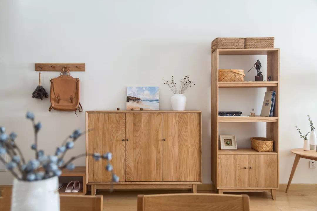 自然、舒适、简约、实用,把住宅做到了极致的日式风格