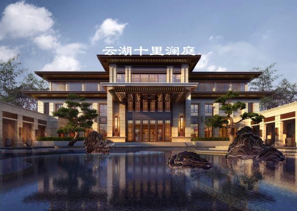 2020嘉善云湖十里澜庭 总价300万起的别墅!