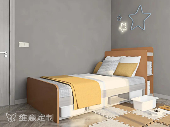 《【摩登3公司】维意定制独家主题儿童床,新款创意惹孩子们喜爱!》